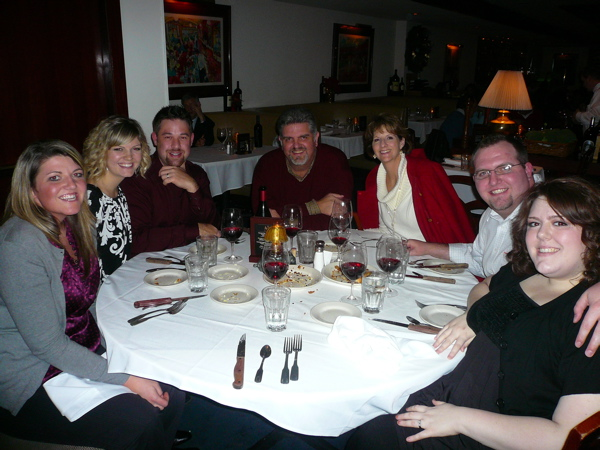 Family at Morton's
