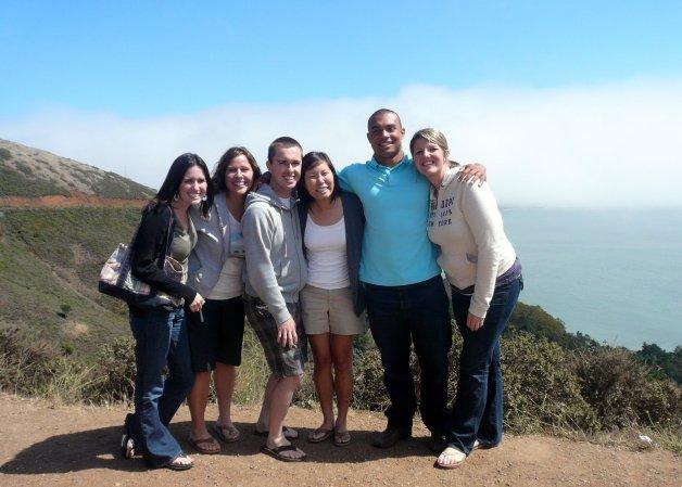 Group in San Fran